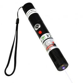 100mW의 보라 빛 소형 레이저